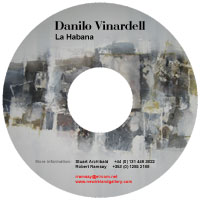 Danilo Vinardell multimedia CD